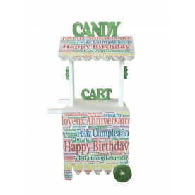Candy-Cart Infantil Happy...