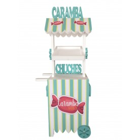 Candy-Cart Personalizado