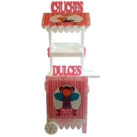 Candy-Cart Comunión Niña