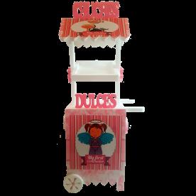 Candy-Cart Comunión Niña...
