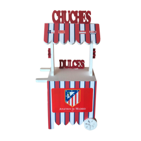 Candy-Cart Infantil Fútbol...