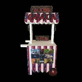 Candy-Cart Infantil Galaxia