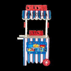 Candy-Cart Infantil...